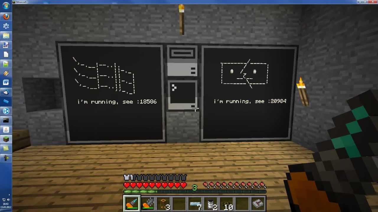 Minecraft Apple Computer Ad Mac Amp Windows 95 Youtube