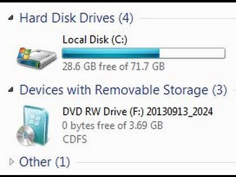 To downloaded files bootable make windows dvd how 7 a from