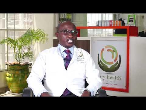 AT THE HEART OF NAIROBI CBD-CITY HEALTH HOSPITAL