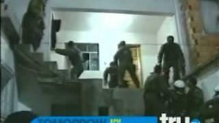 Police Get Blown Up