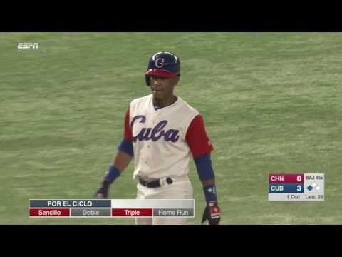 Cuba Vs China | 6 - 0 | Highlights | World Baseball Classic 2017