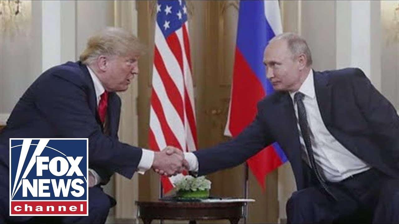 Trump discusses Mueller report with Putin in lengthy call