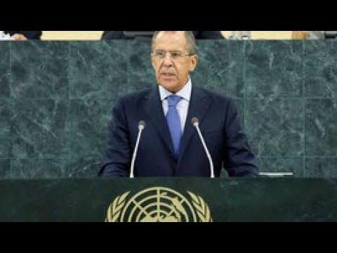 Заседание Генассамблеи ООН. Полное видео