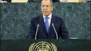 Заседание Генассамблеи ООН. Прямая трансляция