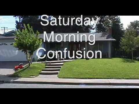 Saturday Morning Confusion Bob Russell Popeye Batman Bozo
