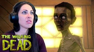 The Walking Dead Episode 4 - Part 1 - Digging the Past