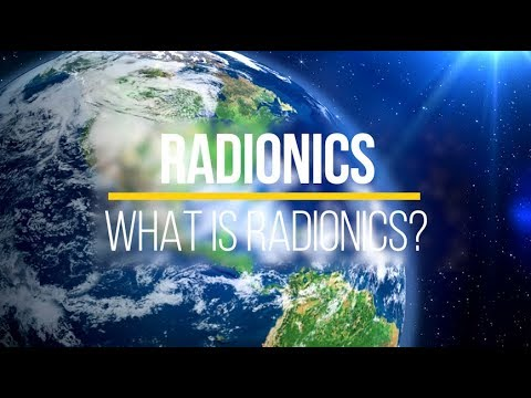 What is Radionics