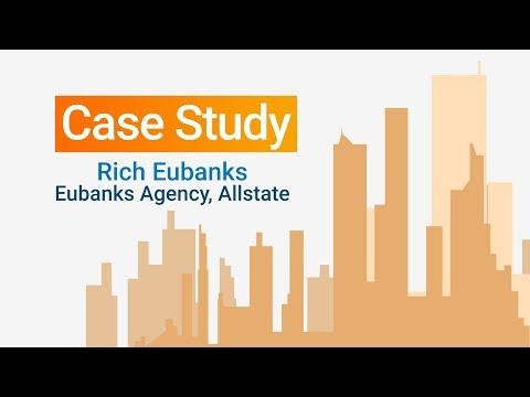 Business Communication Case Study:  Eubanks Agency, Allstate