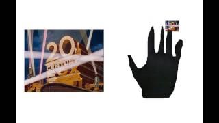 20th century fox finger family