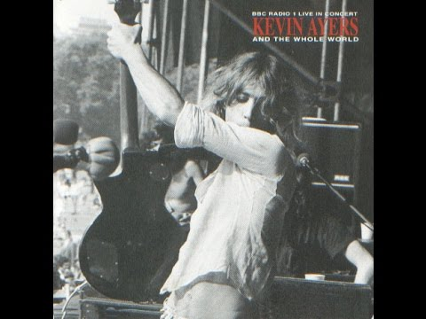 Kevin Ayers BBC RADIO 1 LIVE IN CONCERT - Why are we sleeping