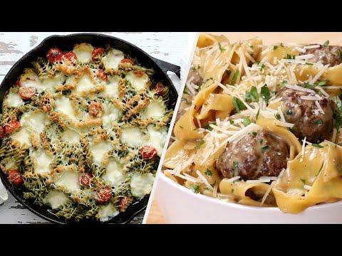 7 Days 7 Pasta Recipes