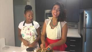 How To Make Veggie Burgurs!