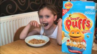 Leave My Sugar Puffs Alone Andy Burnham by Kaia from Brentwood