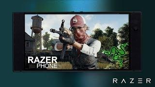 RAZER PHONE O MONSTRO DEDICADO A GAMES, COM JOGO DE BATTLEGROUND EXCLUSIVO