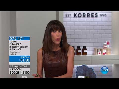 HSN | KORRES Beauty 08.24.2017 - 04 PM