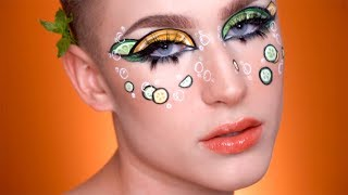 WHEN LIFE GIVES YOU LEMONS - a Make-up Tutorial / Ossi Glossy