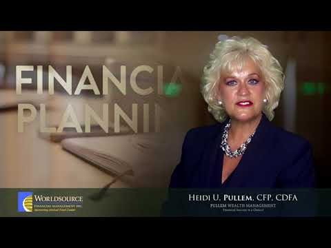 Heidi Pullem discusses services provided by Pullem Wealth Management