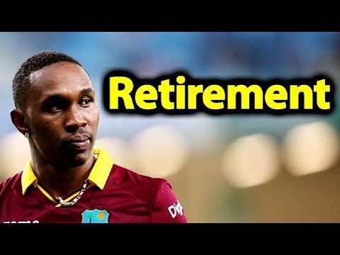 Dwayne Bravo Announces Retirement From International Cricket | Sports Tak