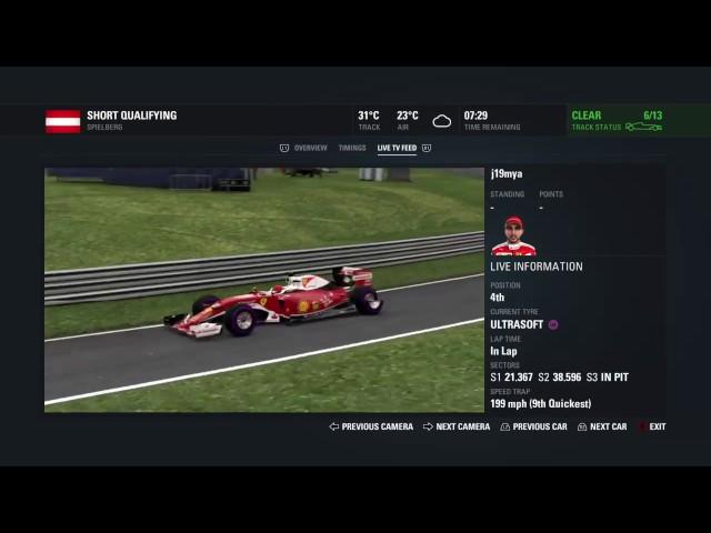 F1 2016 - GP2 Austraian GP - racestation.net