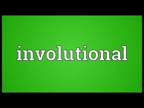 Header of involutional