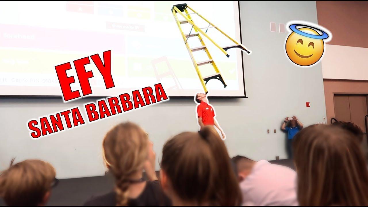 EFY SANTA BARBARA 2019!!