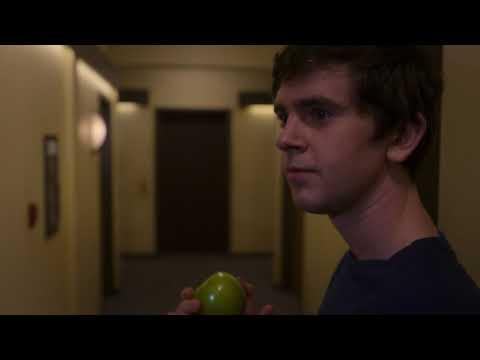 Shaun Tells Lea  The Good Doctor