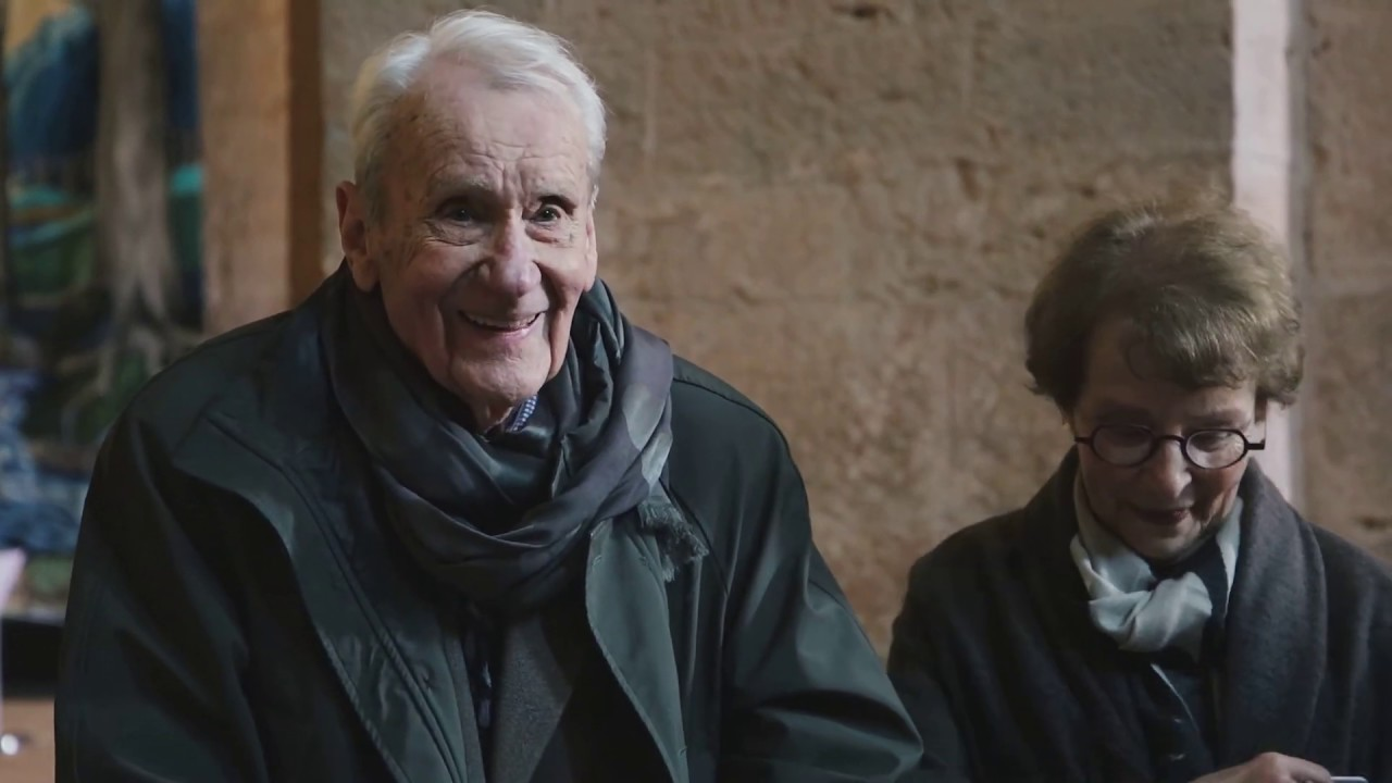 Christopher Tolkien And The Aubusson Weaves Tolkien