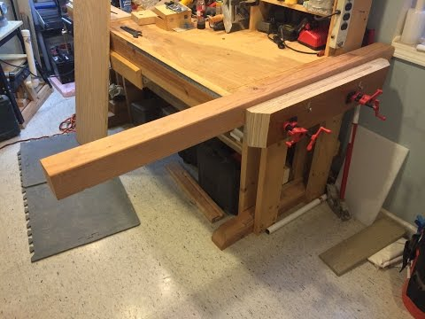 DIY Bench Vise