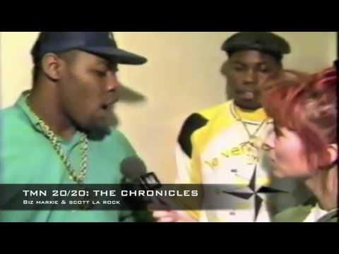 CHORNICLES CHAPTER 1 BIZ & SCOTT LA ROCK