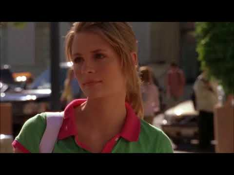 The O.C. - The Harbor School Pep Rally Bonfire {Marissa Scenes 2x16 #1}
