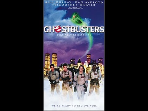 Opening To Ghostbusters 1999 VHS