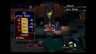 Fire Emblem: Path Of Radiance Talkthrough 040 - A Capital Idea