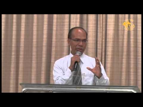 Rev. San Cung Nung @ FGA Myanmar, May 17, 2015