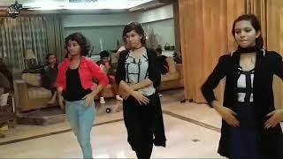 Afghan Jalebi -Ya Baba | Gaye Holud Dance | Holud Dance Performance (2018)