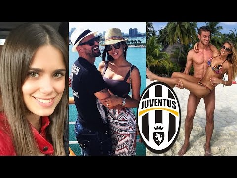 The Hottest WAGs in Football - Juventus FC 2016/17