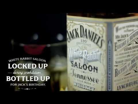 Jack Daniel's White Rabbit Saloon Commercial