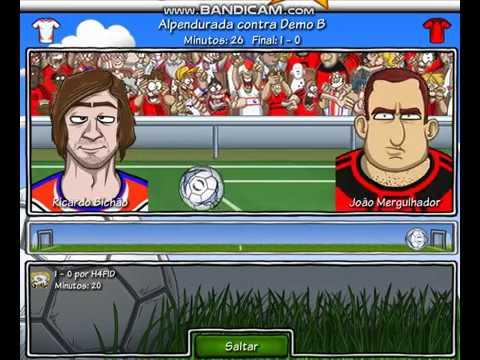 Soccerstar - Alpendurada vs Demo B