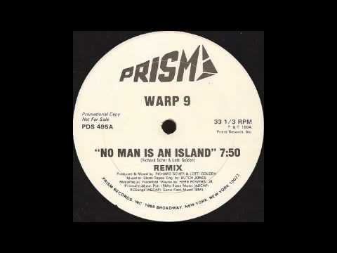Warp 9 - No Man Is An Island (Remix) [Prism, 1984]