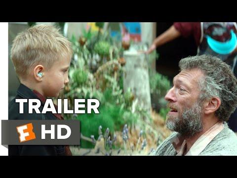 Partisan Movie   Great Improvements 2015  Vincent Cassel, Jeremy Chabriel Movie HD