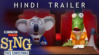 Gambar cover SING - Hindi Trailer