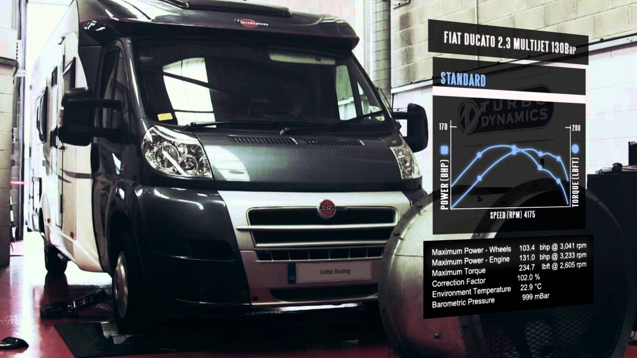 fiat ducato 2 3 multijet 130bhp stage 2 ecu remap youtube. Black Bedroom Furniture Sets. Home Design Ideas