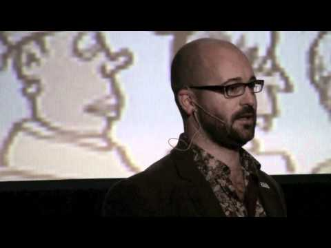 TEDxHornstull - Ed Gillespie - Sustainability, the reinvention of progress