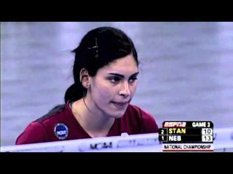 Nebraska vs Stanford 2006 NCAA Finals [Set 3]
