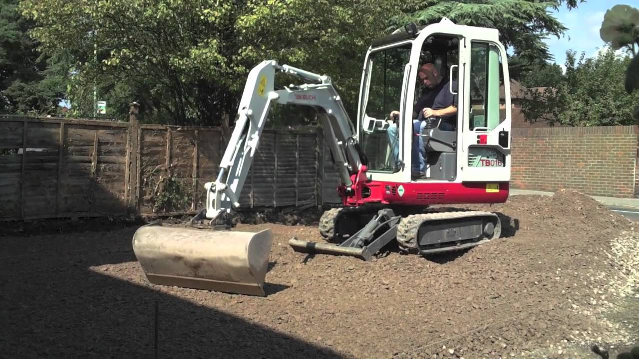 Digging Up Information on the Mini Excavator