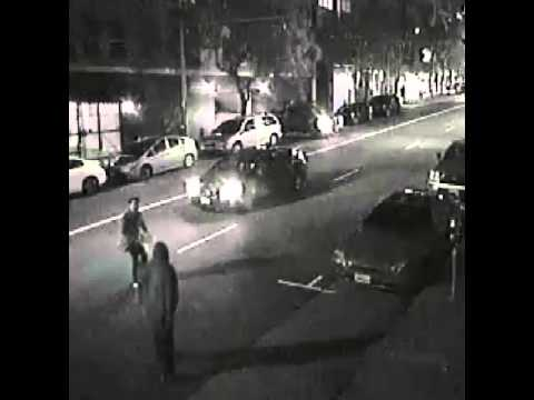Stabbing of tourist at Post and Franklin in San Francisco 2/18/2006