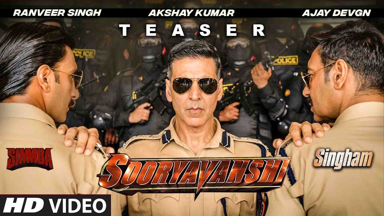 Sooryavanshi Box Office Collection Day-wise Worldwide