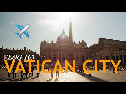 VATICAN CITY. VLOG 163