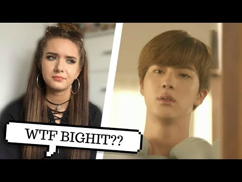 BTS (방탄소년단) LOVE YOURSELF Highlight Reel '起承轉結' REACTION (I feel betrayed) // ItsGeorginaOkay