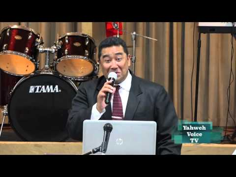 Pastor Paea Taufatofua 1Nov 2015