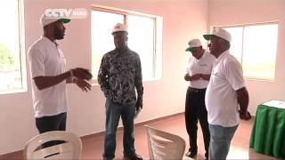 Nigeria commissions its largest rice mill